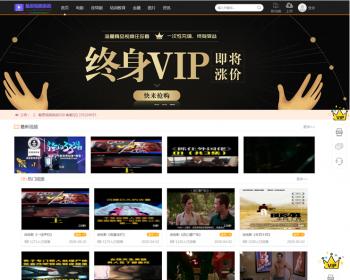 魅思V10开发X站在线视频源码系统程序带代理分销试看推广功能